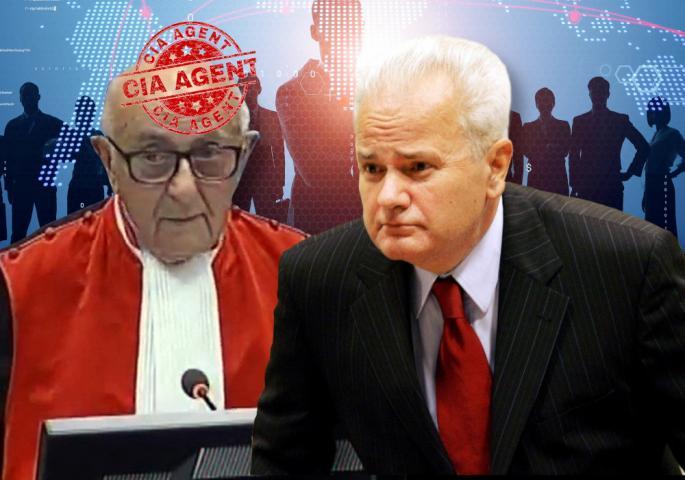 OTKRIVENA TAJNA STARA 20 GODINA: Glavni Haški sudija špijunirao za CIA!