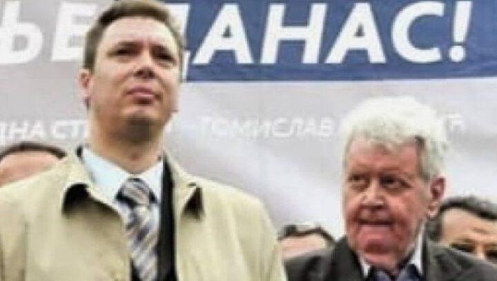 VUČIĆ SE OGLASIO na desetogodišnjicu smrti Brane Crnčevića