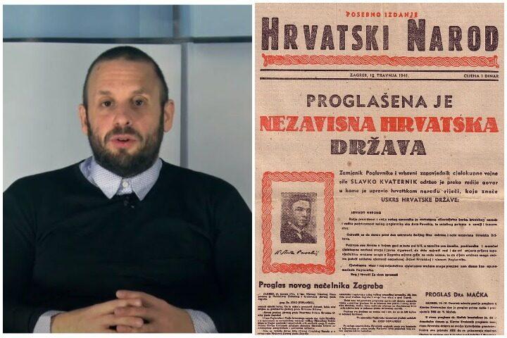 HRVATSKI ISTORIČAR POTPUNO RAZOTKRIO HRVATE, USTAŠE I NDH: Evo kako je sve počelo (VIDEO)