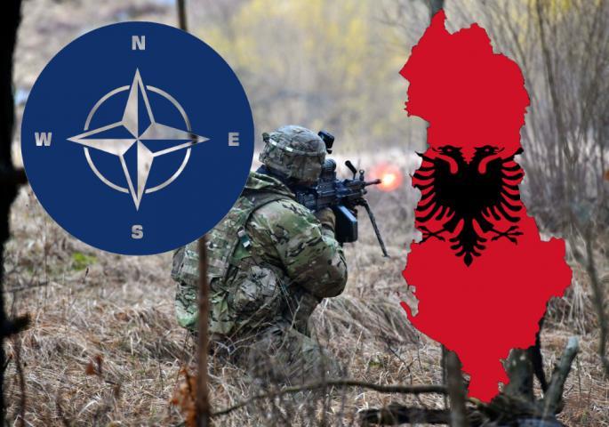 MEDIJI ĆUTE, a u Albaniji vežbaju SRPSKI KRVNI NEPRIJATELJI
