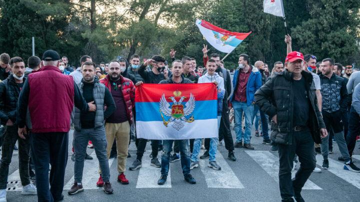 """KLJUČA CRNA GORA: """"Nećemo podržati Krivokapića"""""""