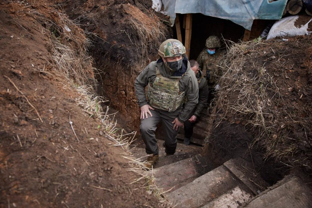UKRAJINA SPREMNA ZA RAT: Iskopali 400 kilometara protivtenkovskog rova na granici sa Rusijom