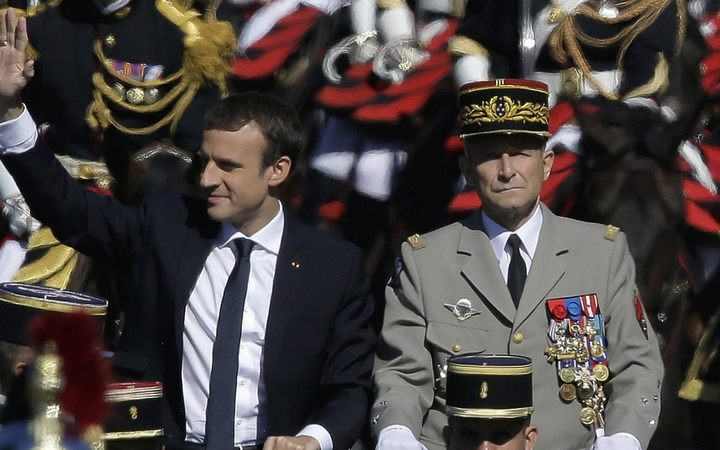 FRANCUZI ŽELE NOVOG DE GOLA: Francuska se budi!