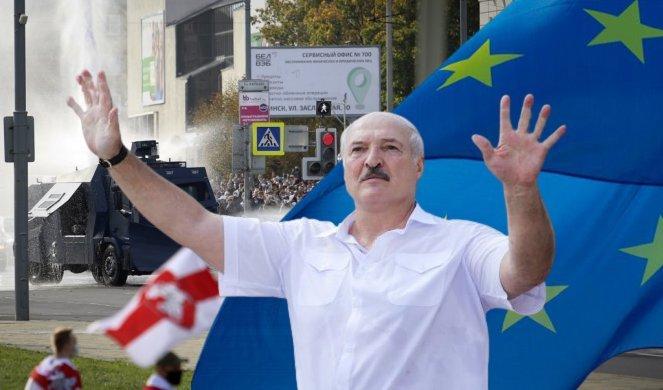 """""""ŽELITE PROBLEME? DOBIĆETE IH!"""" Lukašenko poslao BRUTALNU poruku EU zbog sankcija!"""