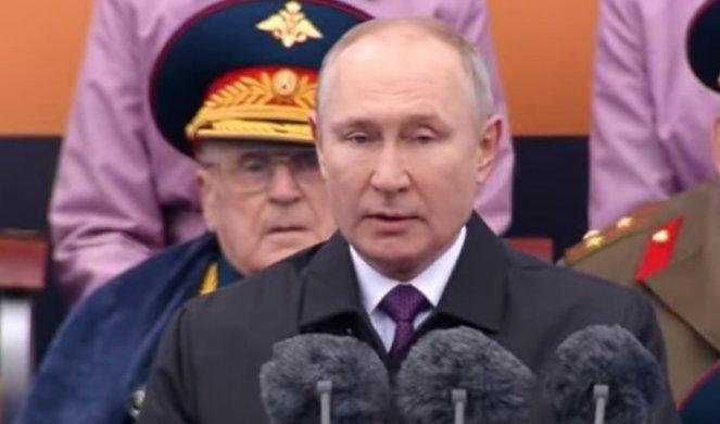 RUSIJA NA DAN POBEDE – PUTIN: RUSIJA ĆE ODLUČNO ŠTITITI SVOJE NACIONALNE INTERESE! Nema oproštaja za one koji smišljaju agresivne planove!