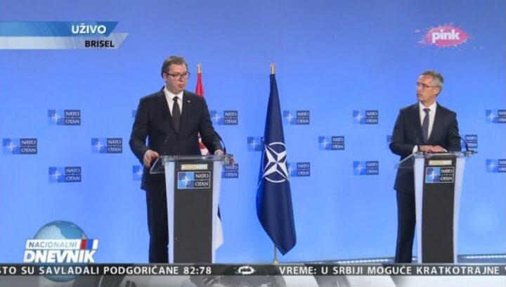 STOLTENBERG: NATO i UN ostaju posvećene KFOR-u na osnovu mandata UN