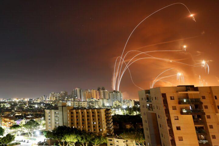 HAMAS ZASUO IZRAEL SA 3.100 PROJEKTILA: Najžešći napad na Izrael ikada