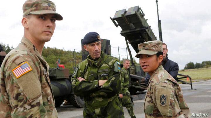 "SPREMNI ZA RAT PROTIV MOSKVE: Švedska želi da ""zada glavobolju Rusiji"""