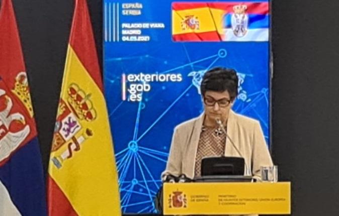 KOSOVO JE SRBIJA! Španska šefica diplomatije pružila snažnu podršku Beogradu