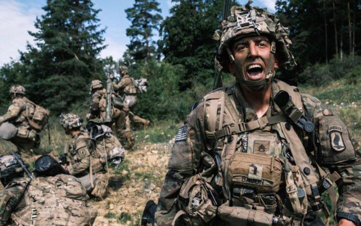 """ODBRANA"" OFANZIVOM: NATO vežbe oko Srbije, masovna pucnjava sa mračnim ciljevima alijanse zla! (VIDEO)"