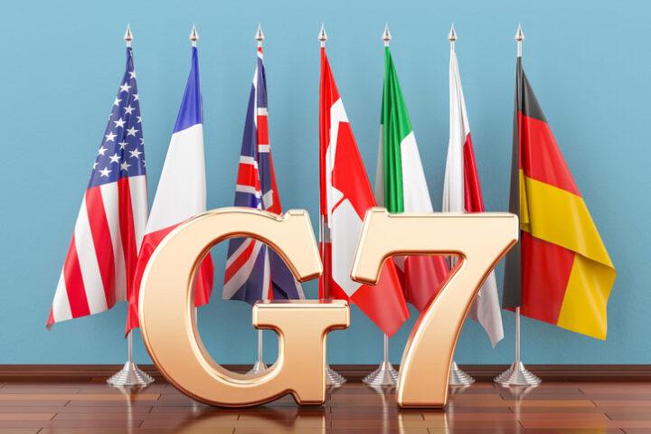 ГРУПА Г7 огласила се о промени граница на Балкану