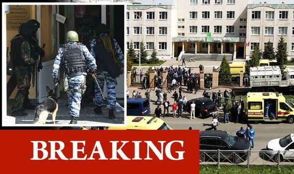 ТРАГЕДИЈА У РУСИЈИ: Тинејџери пуцали у школи, погинуло седморо деце и учитељица (ВИДЕО)