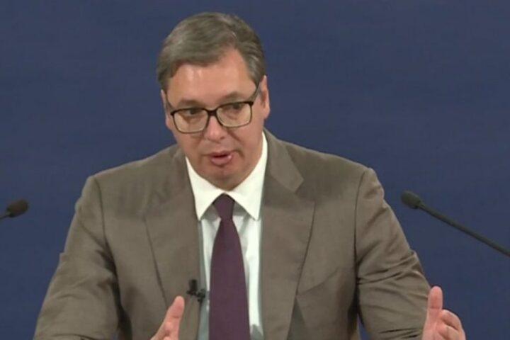 ВУЧИЋ: Рекао сам НАТО-у, чекамо још 24 сата, а онда ће наша војска реаговати!