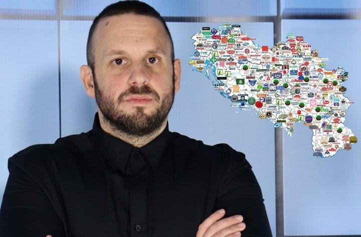 GORAN ŠARIĆ POTPUNO RAZBIO NAJVEĆU HRVATSKU LAŽ I PROPAGANDU (VIDEO)