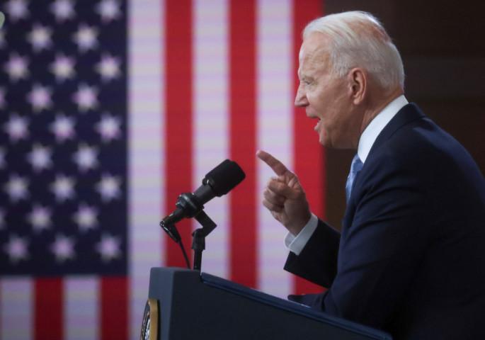 Бајден уверава Американце да Русија и Кина неће стећи војну надмоћ над САД