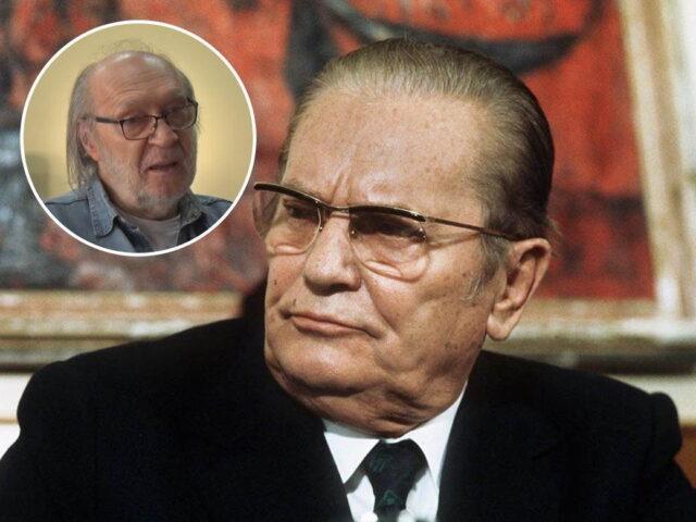 POGLEDAJTE INTERVJU O KOM SE PRIČA – MOJ OTAC JE BIO ŠEF TITOVOG OBEZBEĐENJA: Srpski kompozitor otkrio – Evo ko je 1988. znao da će se raspasti SFRJ!
