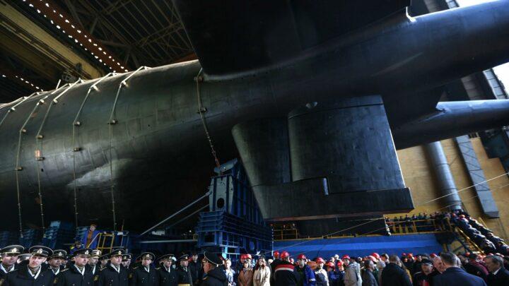 RUSKO ČEDO NENADMAŠIVO ZA ZAPAD: Ameri zadivljeni Belgorodom, podmornicom koju nazivaju oružjem za sudnji dan