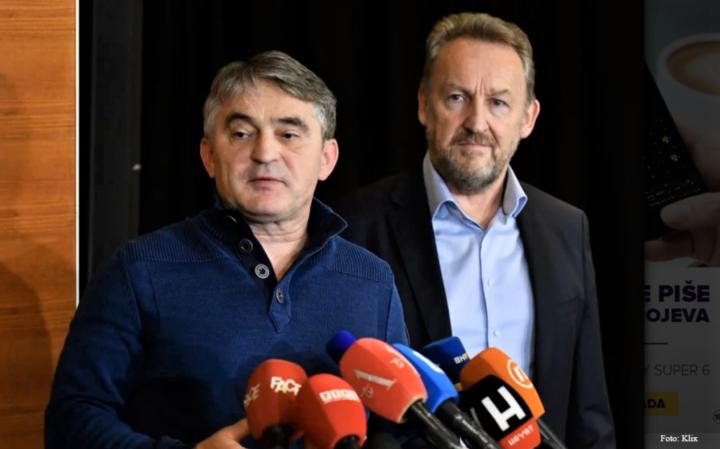 SRBOMRSCI JEDVA DOČEKALI DA PONOVO UDARE: Izetbegović i Komšić skandaloznim komentarima ocenili odluku Banjaluke
