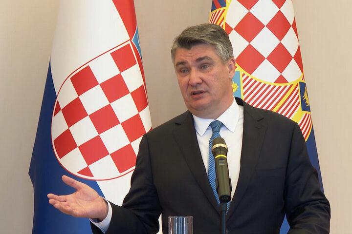САРАЈЕВО ЋЕ ПОЛУДЕТИ: Милановић објаснио зашто му је Додик од суштинске важности!