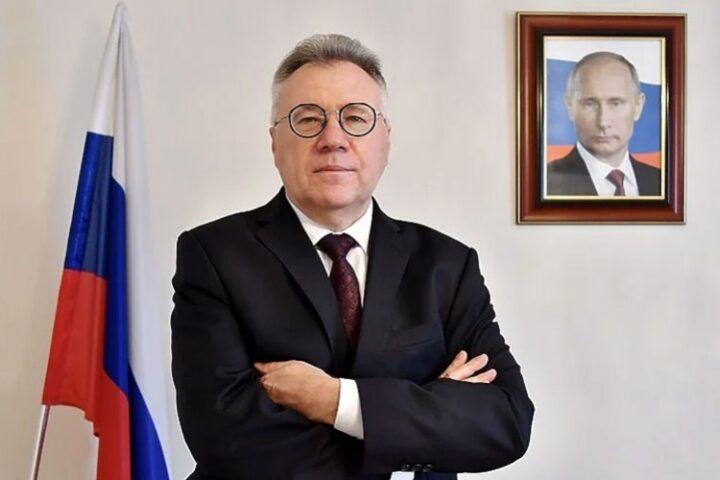 RUSI ODJAVILI ŠMITA – KALABUHOV: Šmita ne smatram visokim predstavnikom – neću sa njim sarađivati
