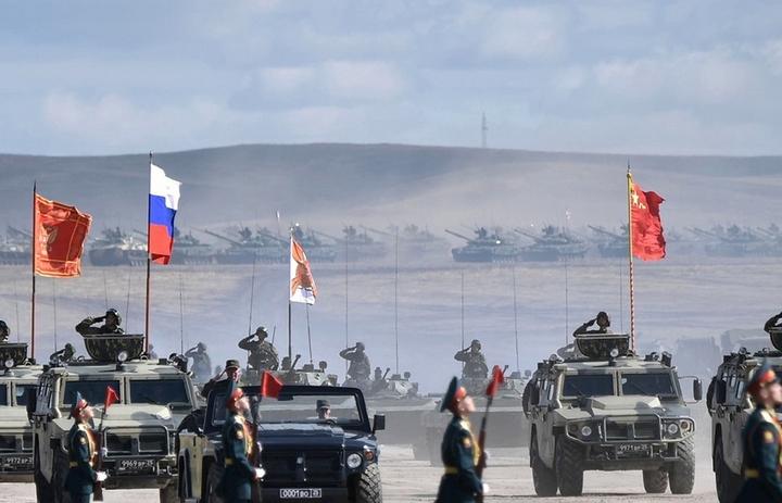 RUSI PREDVIĐAJU: Rusija i Kina će vrlo brzo stvoriti vojni blok!?