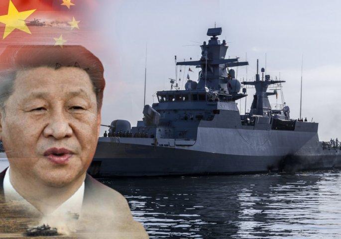 TENZIJE KOD TAJVANA: Nemačka uputila ratne brodove prvi put posle 20 godina, Peking će morati da reaguje