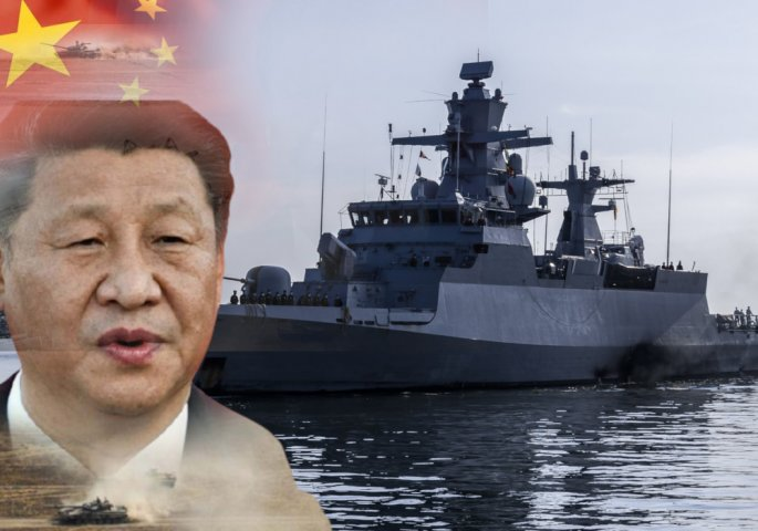 ТЕНЗИЈЕ KОД ТАЈВАНА: Немачка упутила ратне бродове први пут после 20 година, Пекинг ће морати да реагује