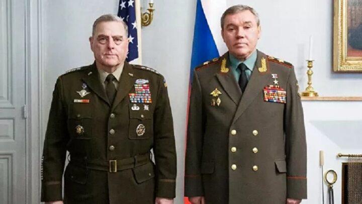 SASTALI SE NAČELNICI GENERALŠTABA RUSIJE I SAD: Evo o čemu su razgovarali