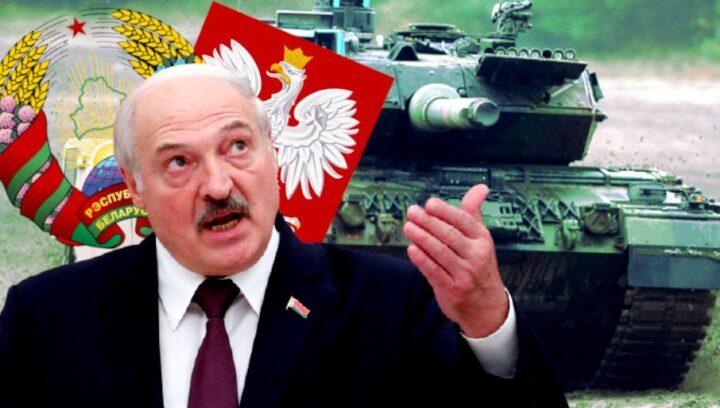 """POLJACI ŠALJU """"LEOPARDE"""" NA GRANICU! Lukašenko se odmah oglasio – """"Imamo i mi šta da rasporedimo, a Rusi pogotovo!"""""""