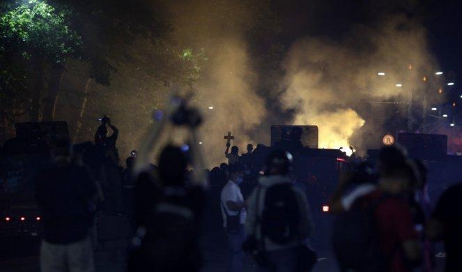 PROTESTE U BEOGRADU predvodio ĐEMŠIT ARIFI