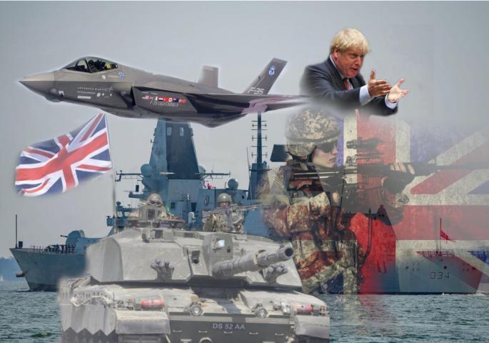 BRITANCI SPREMAJU HAOS U EVROPI: Isporučuju ogromne količine raketa, Rusija ozbiljno zabrinuta za mir